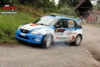 Robert Kořístka - Michal Drozd, Suzuki Ignis S1600 - Rally Krkonoše 2012