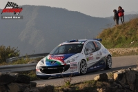 Paolo Andreucci - Anna Andreussi (Peugeot 207 S2000) - Rallye Sanremo 2012