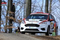 William Creighton - Liam Regan (Ford Fiesta Rally4) - Kowax Valašská Rally ValMez 2021