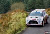 Craig Breen - Scott Martin (Citroën DS3 R5) - Circuit of Ireland 2016