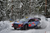 Andreas Mikkelsen - Anders Jaeger (Hyundai i20 WRC) - Rally Sweden 2018