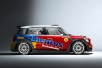 Mentos Ascania Racing Team Mini John Cooper Works S2000