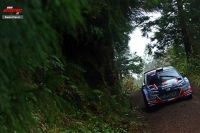 Bruno Magalhaes - Hugo Magalhaes (Hyundai i20 R5) - Azores Rallye 2019