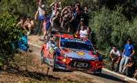 Thierry Neuville - Nicolas Gilsoul (Hyundai i20 Coupe WRC) - Rally Catalunya 2019