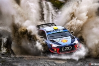 Andreas Mikkelsen - Anders Jaeger (Hyundai i20 WRC) - Wales Rally GB 2018