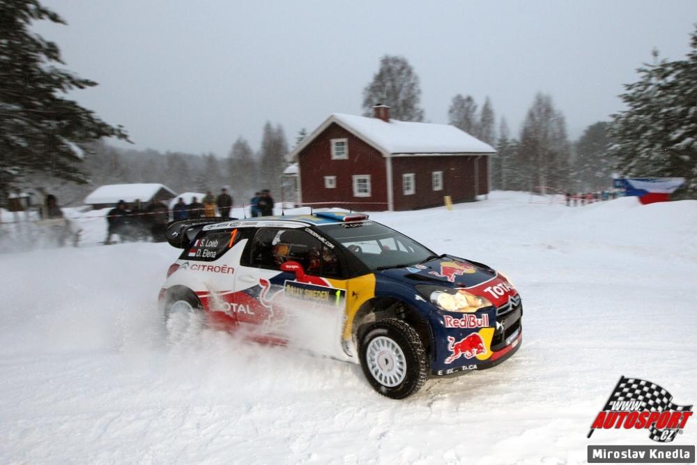 rally finnskog