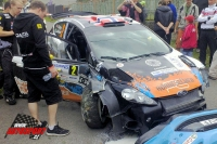 Mads Ostberg - Jonas Andersson (Ford Fiesta S2000) - Rally Bohemia 2012