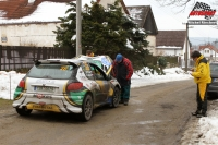 Martin Vlček - Richard Lasevič (Peugeot 206 Kit Car) - Rally Vrchovina 2013