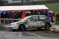Jiří Vantuch - Petr Motz (Honda Civic Vti) - Rallye Šumava Klatovy 2013
