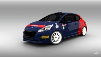 Peugeot Online Rally Cup 2020