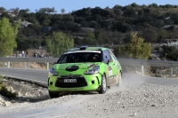 Harry Hunt - David Moynihan, Citroën DS3 R3T - Cyprus Rally 2012