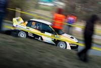 Adam Fabrika - Martin Fabián (Mitsubishi Lancer Evo IX) - Valašská Rally 2017